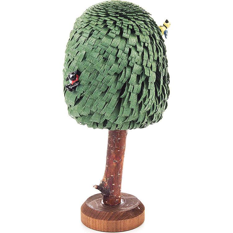 Baum mit 2 Vögeln  -  13cm