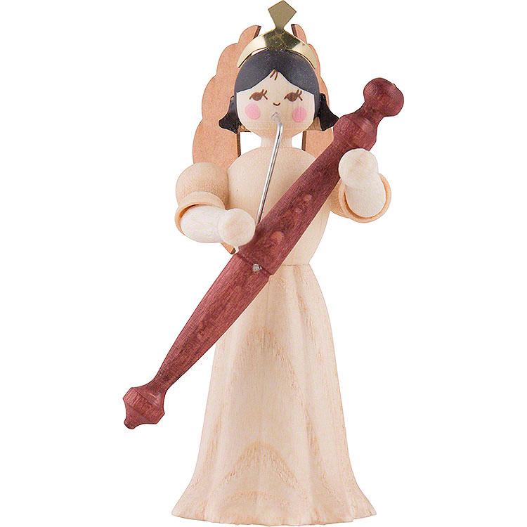 Engel mit Fagott  -  7cm