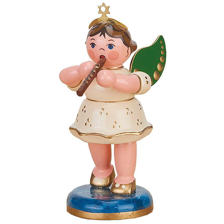 Engel mit Flöte  -  6,5cm