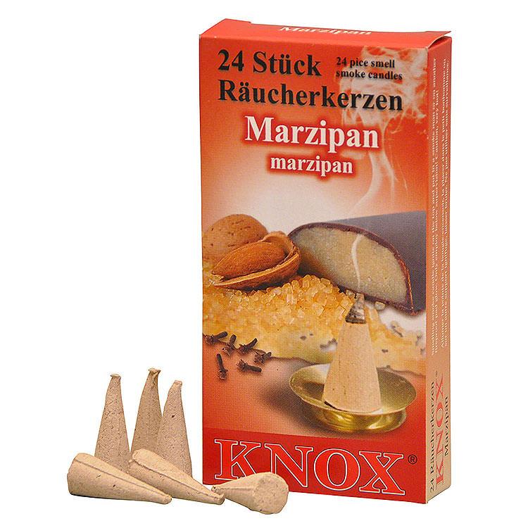 Knox Incense Cones  -  Marzipan