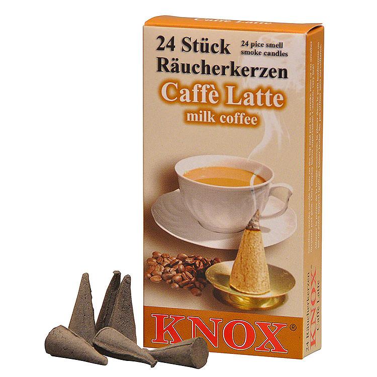 Knox Räucherkerzen  -  Caffee Latte