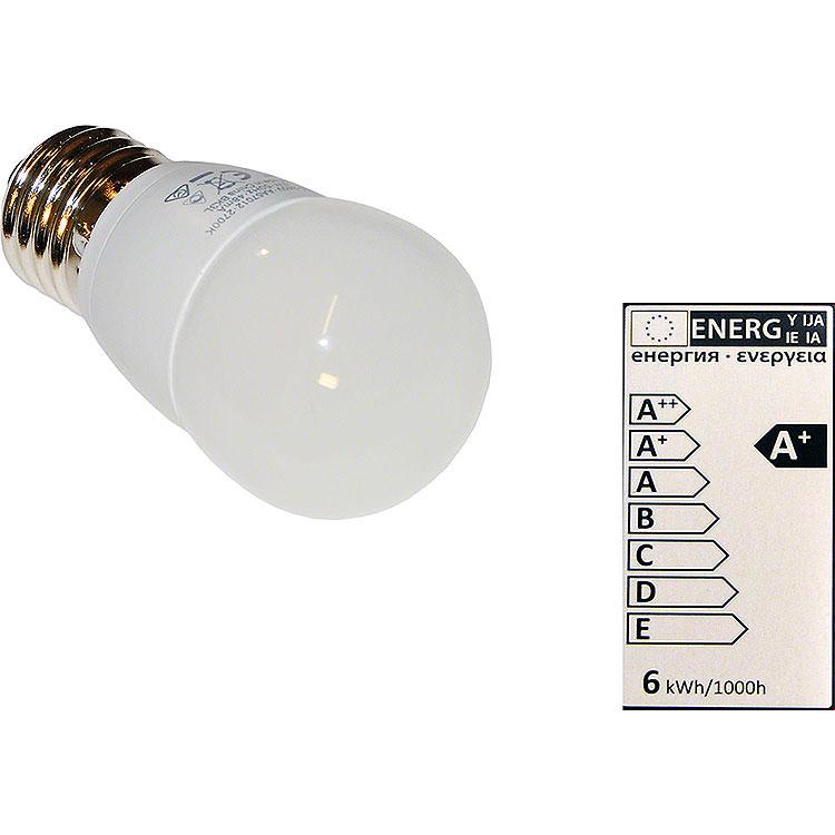 LED Lampe E27, 6 Watt
