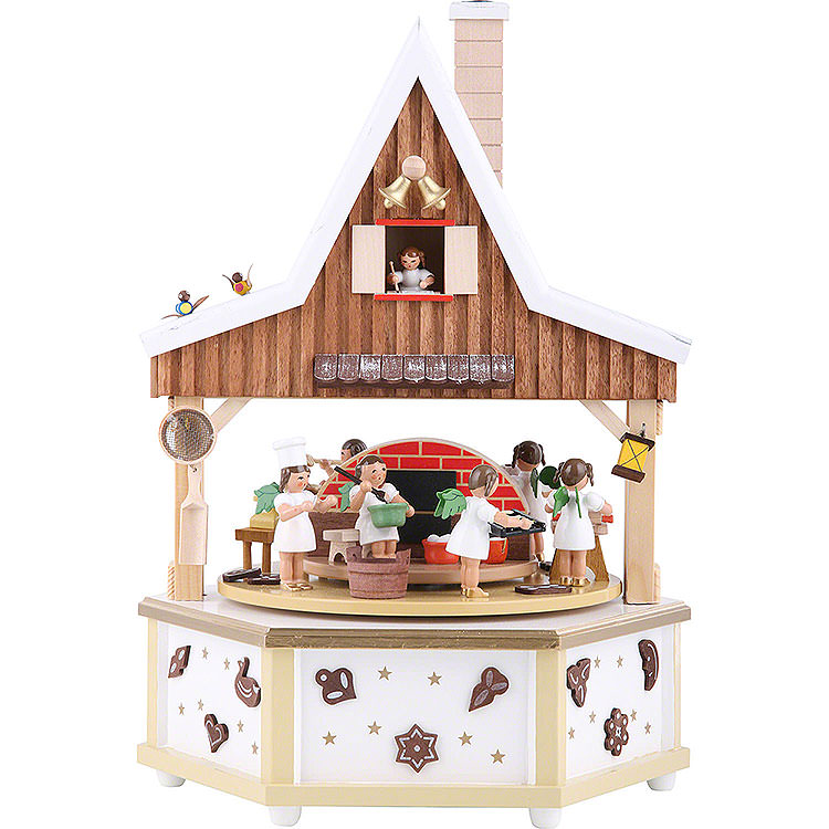 Music Box Angel Bakery  -  34cm / 13 inch