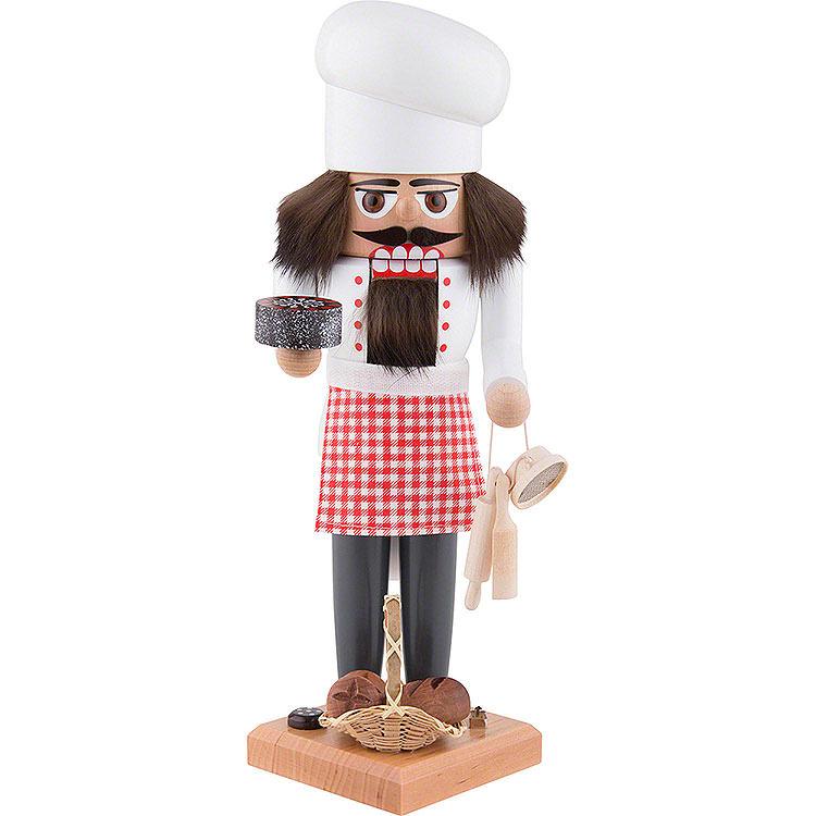 Nussknacker Bäcker  -  29cm