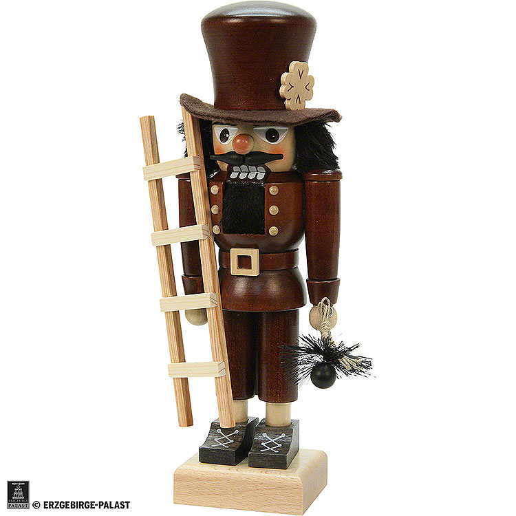 Nutcracker  -  Chimney Sweep Natural Colour  -  26,5cm / 10 inch