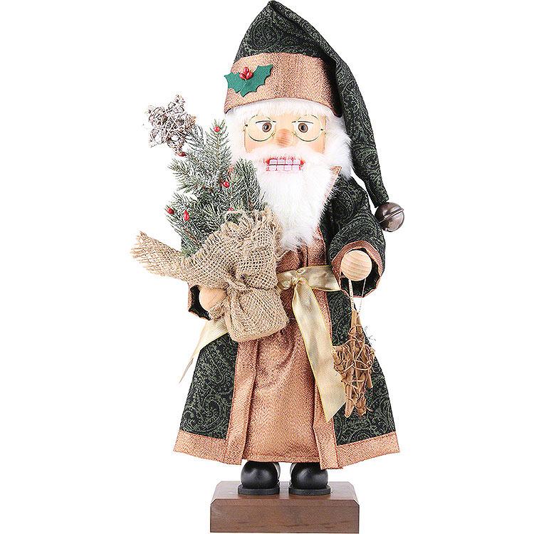 Nutcracker  -  Santa with Fir Tree  -  Limited Edition  -  48,5cm / 19.1 inch