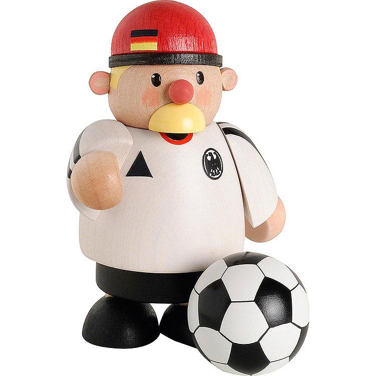 Räuchermännchen Deutscher Fußball - Nationalspieler  -  10cm