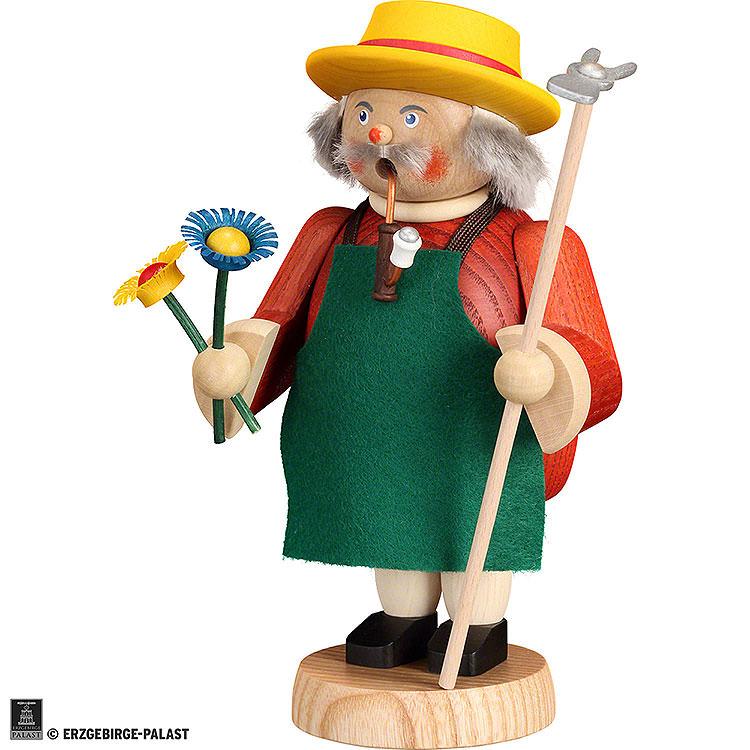 Räuchermann Gärtner  -  18cm