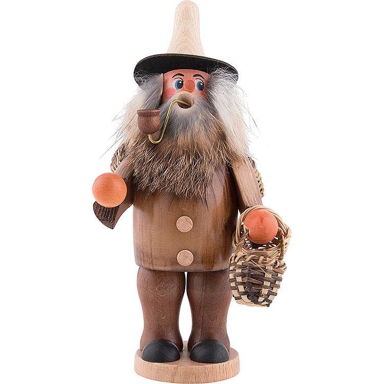 Smoker  -  Basket Salesman  -  20,5cm / 8 inch