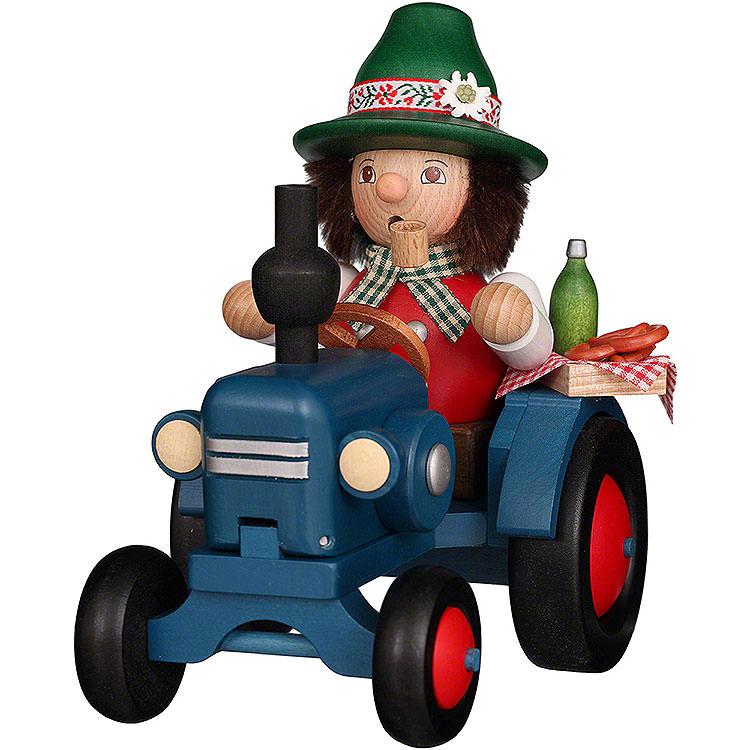 Smoker  -  Bavarian on Tractor  -  19,5cm / 7.7 inch