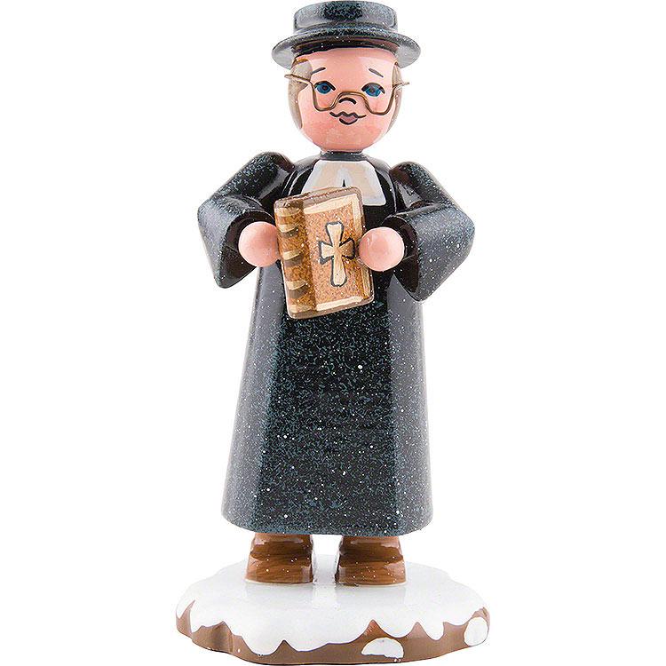 Winter Children Pastor  -  8cm / 3 inch