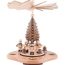 1 - Tier Pyramid  -  Advent Singers  -  24cm / 9.4 inch