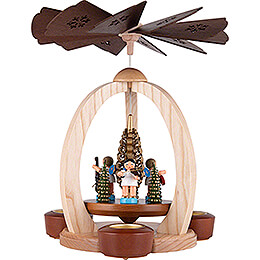 1 - Tier Pyramid Angel Musicians  -  Exclusive  -  28cm / 11 inch