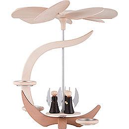 1 - Tier Pyramid  -  C - Form with Angel  -  30cm / 11.8 inch