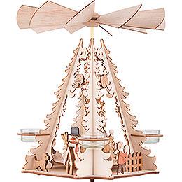 1 - stöckige Pyramide Kinder  -  32cm
