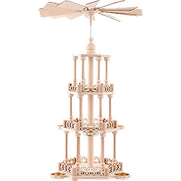3 - Tier Pyramid  -  Self Construction Set  -  50cm / 20 inch