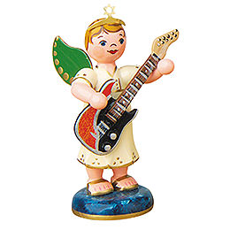 Angel Boy with Electrical Guitar  -  6,5cm / 2,5 inch