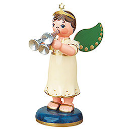 Angel Boy with Shawm  -  6,5cm / 2,5 inch