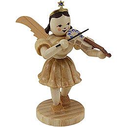 Angel Short Skirt,violin with SWAROVSKI ELEMENTS, Natural  -  6,6cm / 2.5 inch