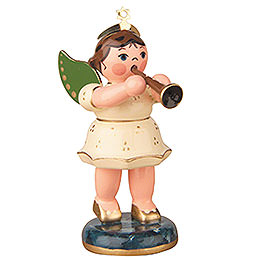 Angel with Clarinet  -  6,5cm / 2,5 inch