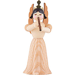 Angel with Flute  -  7cm / 2.8 inch