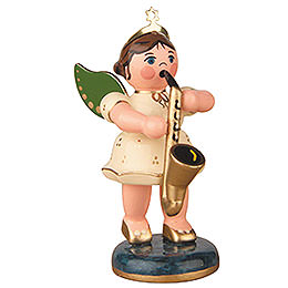 Angel with Saxophone  -  6,5cm / 2,5 inch