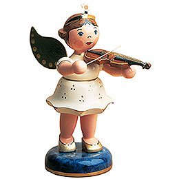Angel with Violin  -  16cm / 6 inch