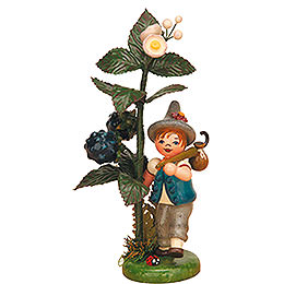 Autumn Child Blackberry  -  13cm / 5 inch