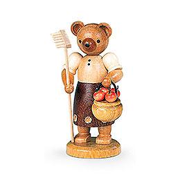 Bear Gardener (female)  -  10cm / 4 inch