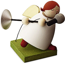Big Band Guardian Angel with Microphone  -  3,5cm / 1.3 inch