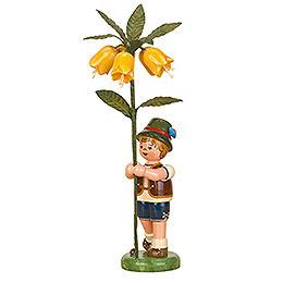 Blumenkind Junge Kaiserkrone  -  17cm