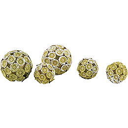 Box Balls (5 pieces)  -  2cm / 0.8 inch