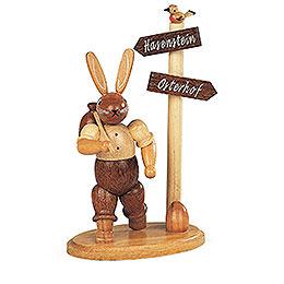 Bunny Wanderer  -  13cm / 5 inch