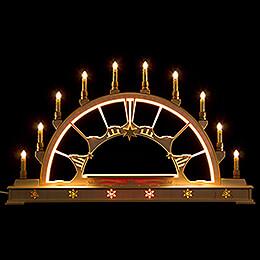 Candle Arch  -  Blank  -  78x45cm / 30.7x17.7 inch