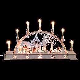 Candle Arch  - Lantern Children  -  63,5x29x7,5cm / 25x11.5x3 inch