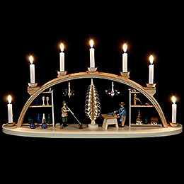 Candle Arch  -  Seiffen Workshop  -  60cm / 24 inch