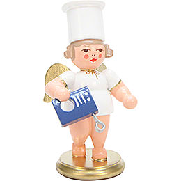 Cooking Angel with Handheld Mixer  -  7,5cm / 3 inch