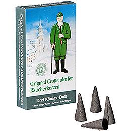 Crottendorfer Incense Cones  -  Three Kings' Scent