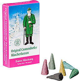 Crottendorfer Incense Cones  -  Variety Pack