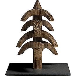 Drehbaum Twist, Eiche geräuchert  -  8cm