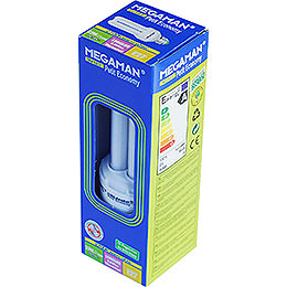 Energiesparlampe E27, 23 Watt