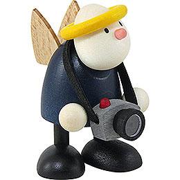 Engel Hans mit Fotoapparat  -  7cm