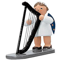 Engel mit Harfe  -  5cm