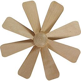 Flügelrad für Weihnachtspyramide  -  Durchmesser = 19cm