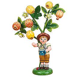 Herbstkinder Jahresfigur 2015 Stachelbeere  -  13cm
