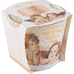 JEKA Scented Candle  -  Secrets of Raphaels  -  Pin Cannelle  -  8,1cm / 3.2 inch