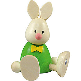 Kaninchen Max sitzend  -  9cm