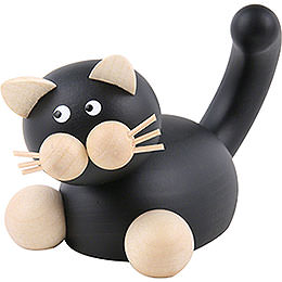 Katze Hilde auf der Lauer  -  5,5cm