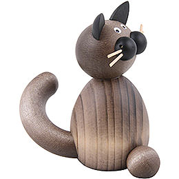 Katze Karli sitzend  -  7cm