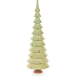 Massivholzbaum hellgrün  -  21cm